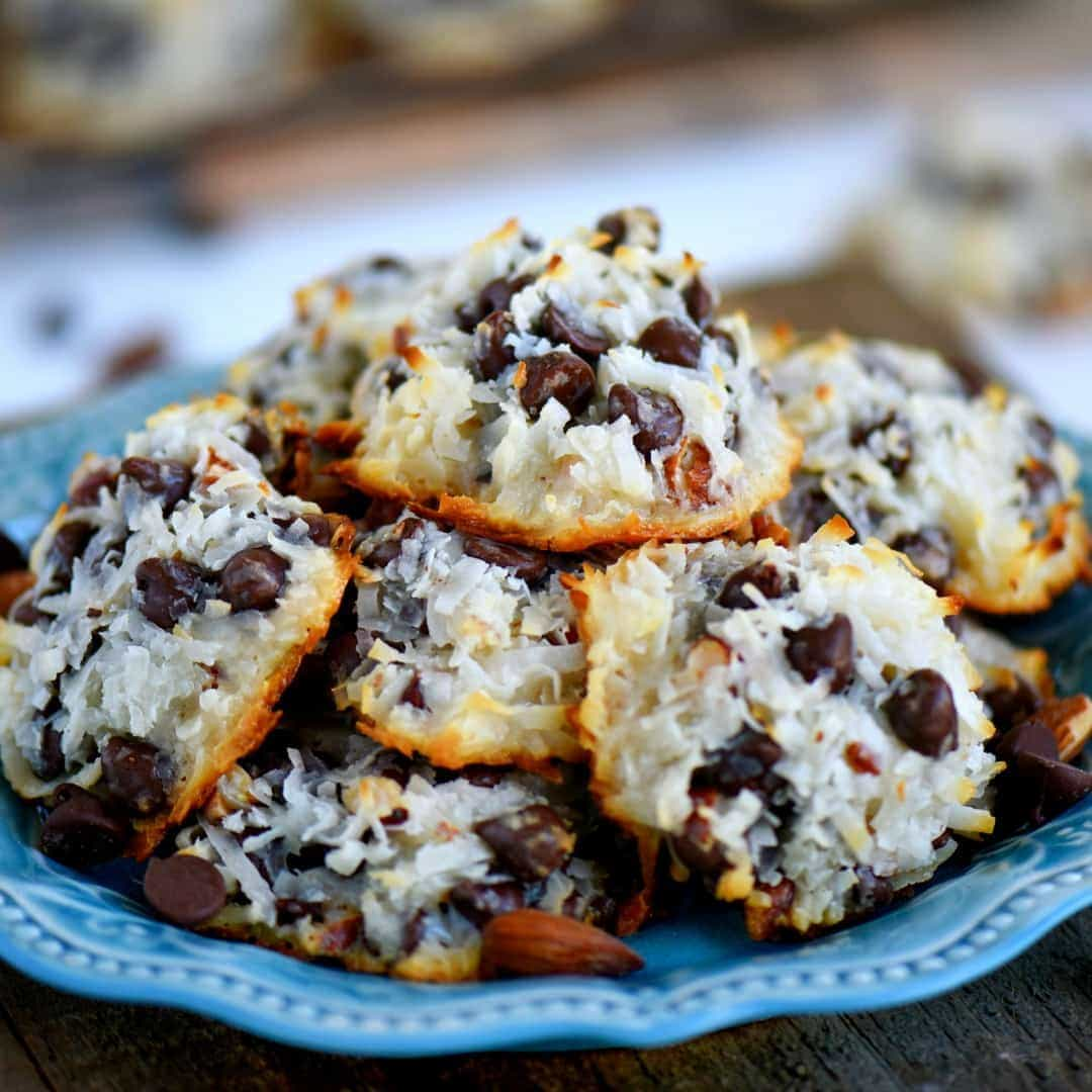 Almond Joy Cookies | KeepRecipes: Your Universal Recipe Box