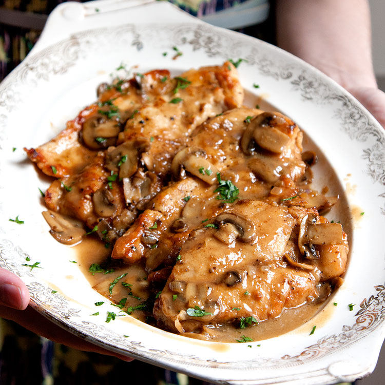 Chicken Marsala Recipe Food Network