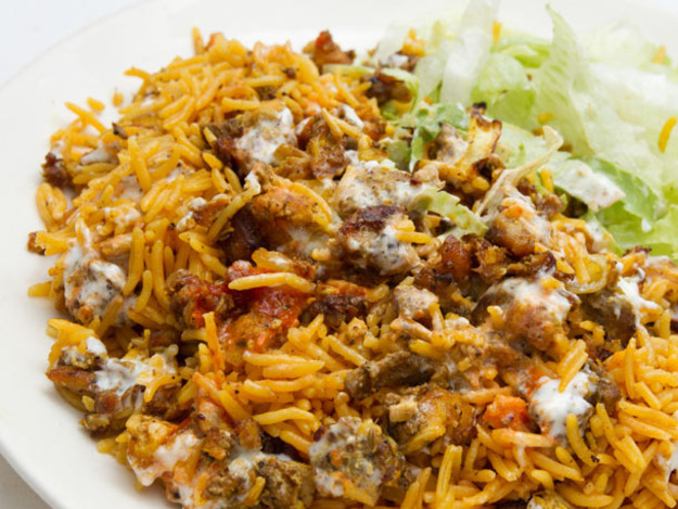 New York Food Cart Chicken And Rice Recipe