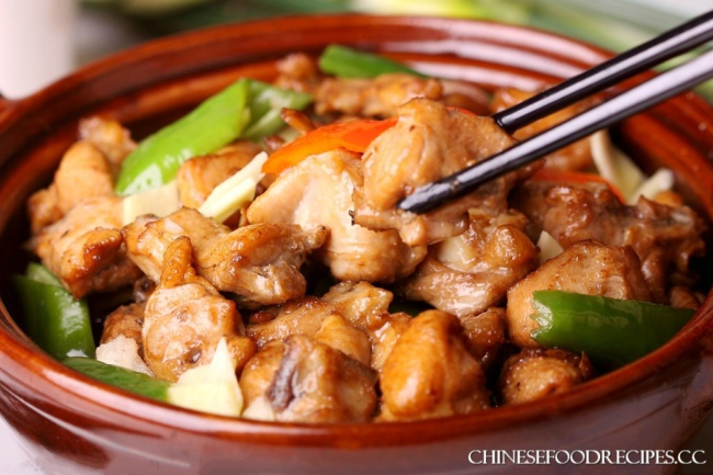 Chinese Ginger Chicken Keeprecipes Your Universal Recipe Box