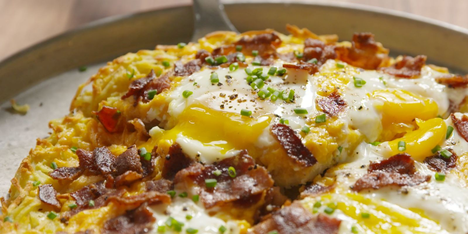 Best Breakfast Pizza Keeprecipes Your Universal Recipe Box