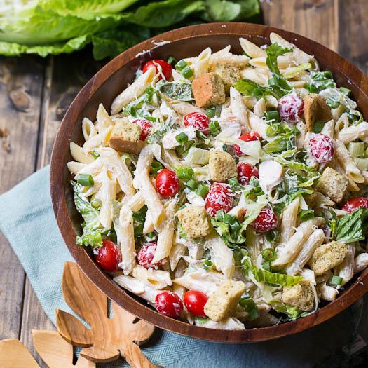 Delicious Pasta Salad Recipes Food Network