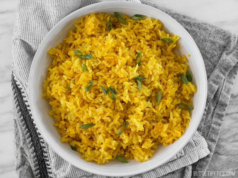 Yellow Jasmine Rice Keeprecipes Your Universal Recipe Box