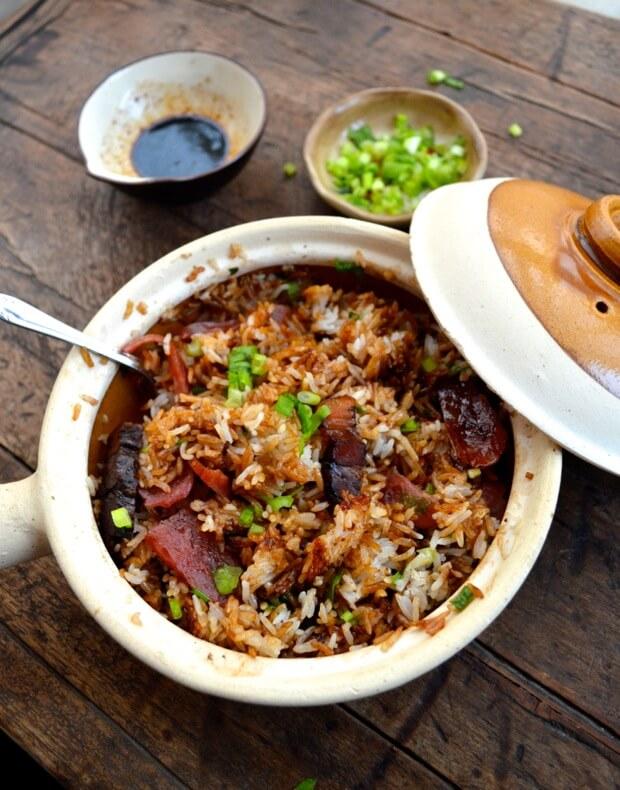 Hong Kong Style Clay Pot Rice Keeprecipes Your