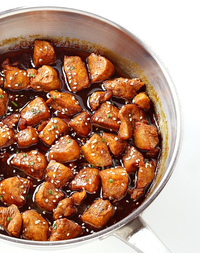 Easy Teriyaki Chicken Keeprecipes Your Universal Recipe Box