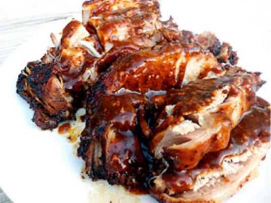 Boneless pork loin recipes in the crockpot