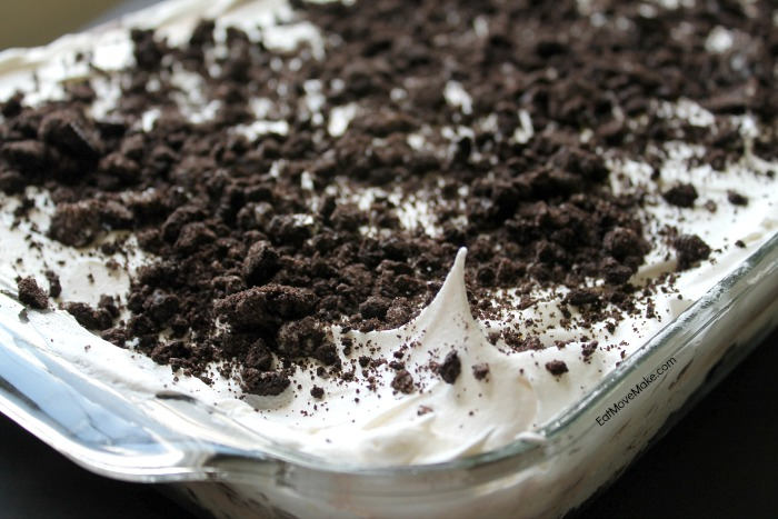 Oreo Pudding Cake Keeprecipes Your Universal Recipe Box