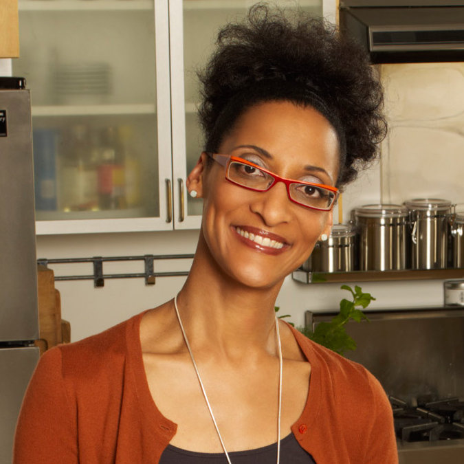 Carla Hall's Perfect Pie Crust