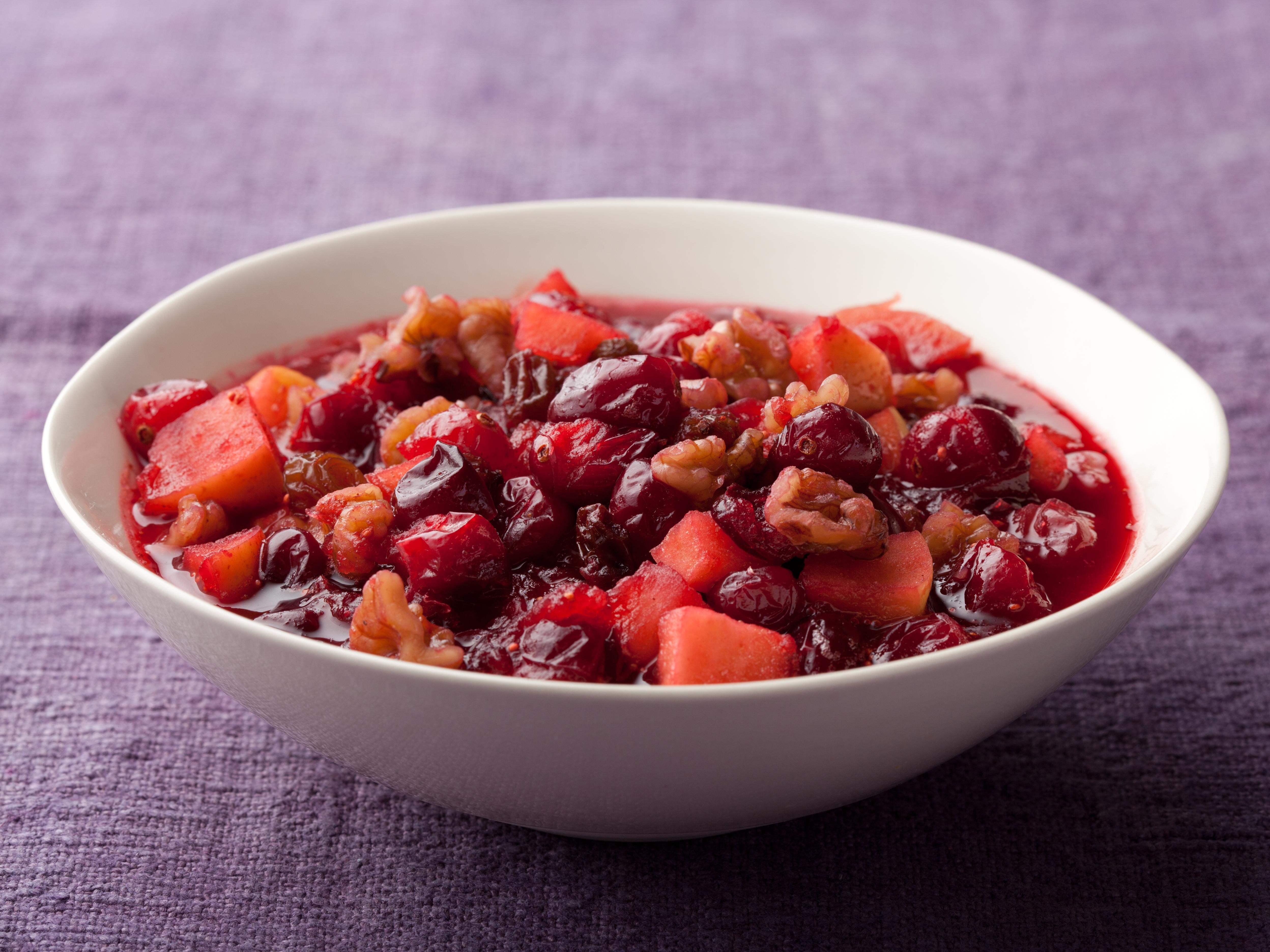 Food Network Cranberry Sauce Grand Marnier