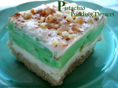 Pistachio Chocolate Chip Cake Recipe
