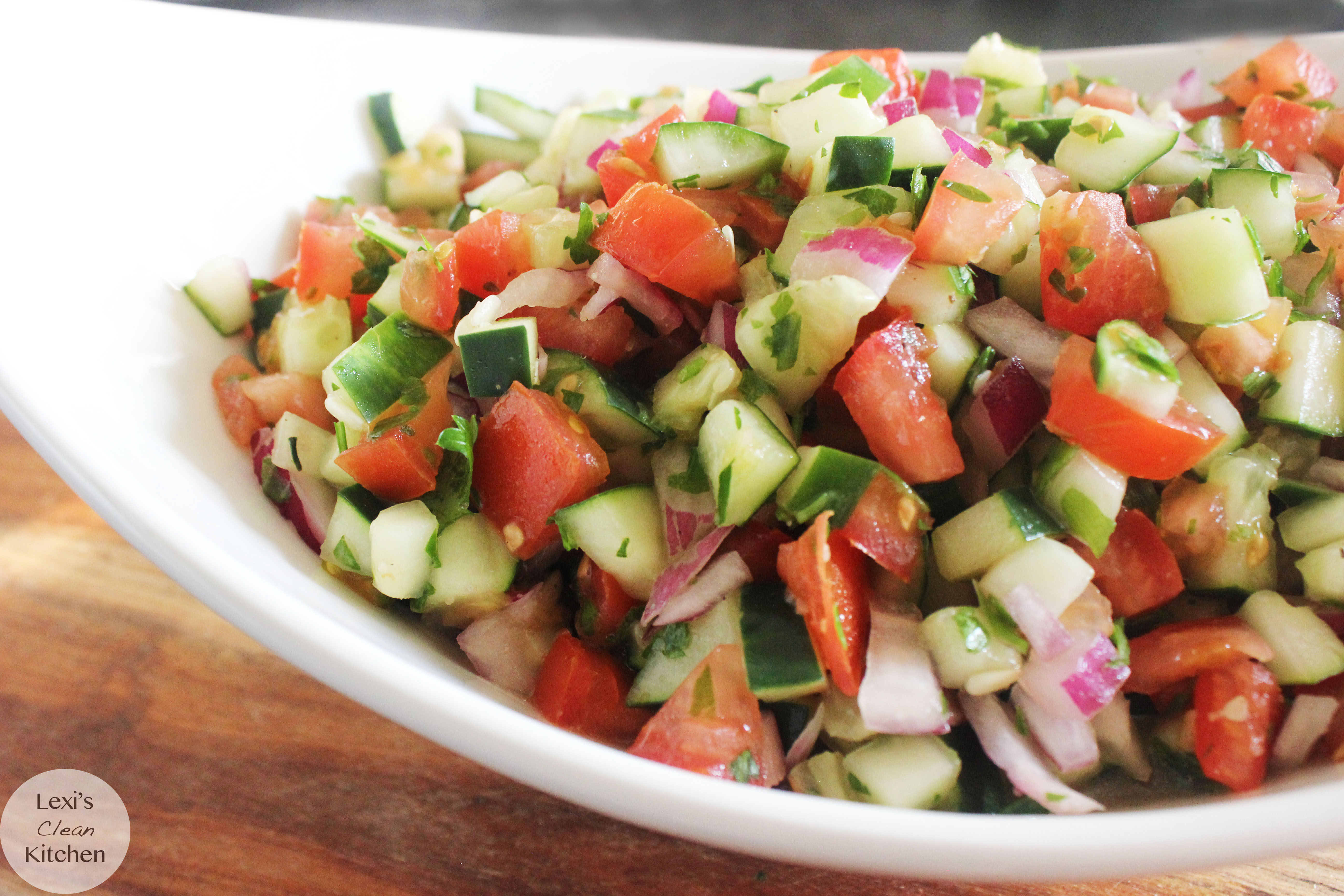 Israeli Salad | KeepRecipes: Your Universal Recipe Box