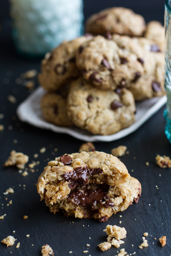 Mom S Simple Oatmeal Chocolate Chip Cookies Keeprecipes Your Universal Recipe Box