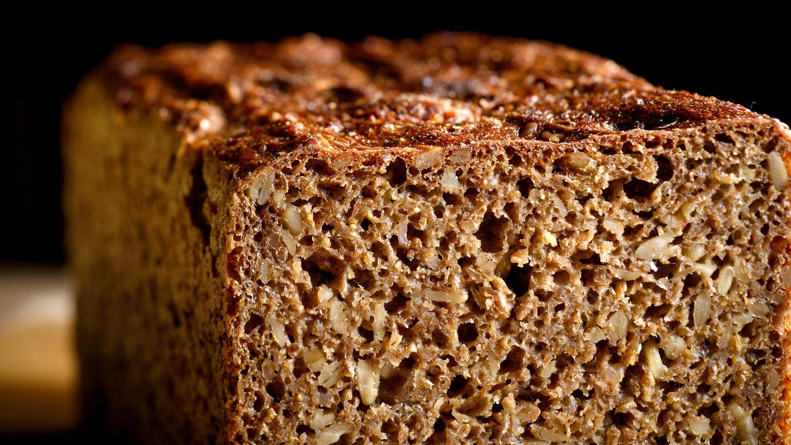 Rye flour ingredients