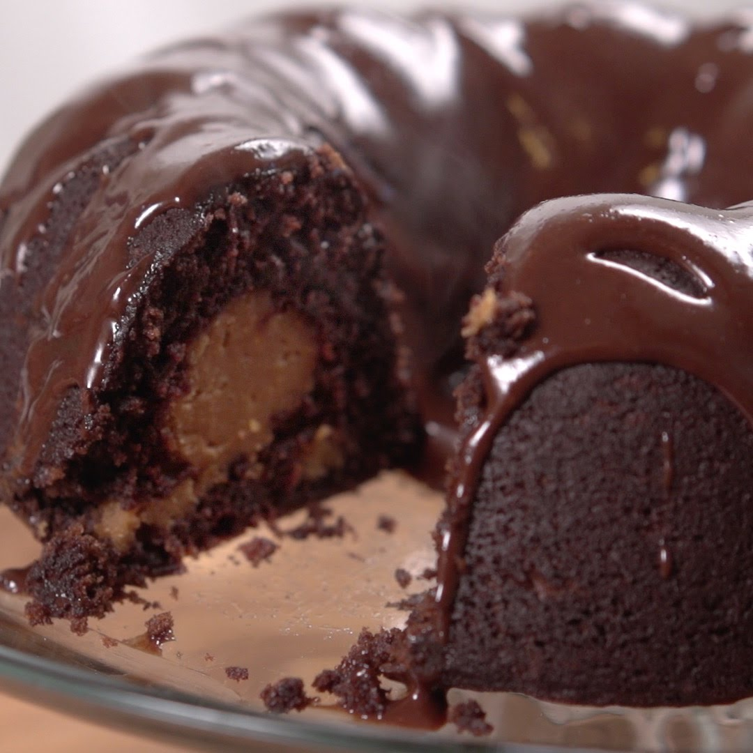 Chocolate Bundt Cake Cocoa Powder