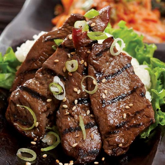 Korean Steak Bbq Keeprecipes Your Universal Recipe Box