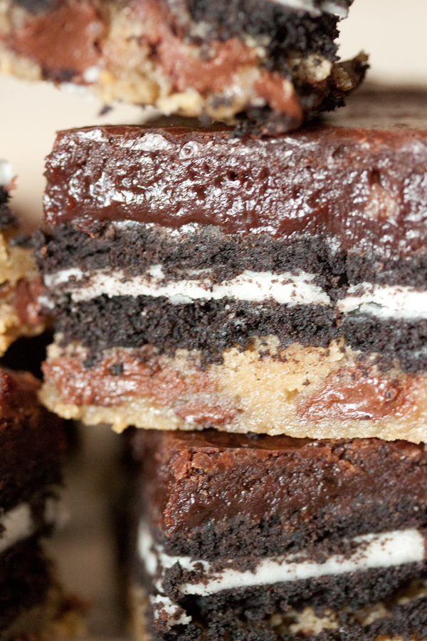 Slutty Brownies Recipe Keeprecipes Your Universal