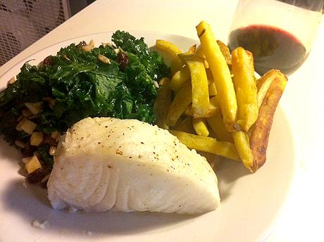 Patagonian Toothfish Keeprecipes Your Universal Recipe Box