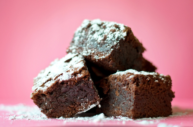 Old Fashioned Fudge Brownies