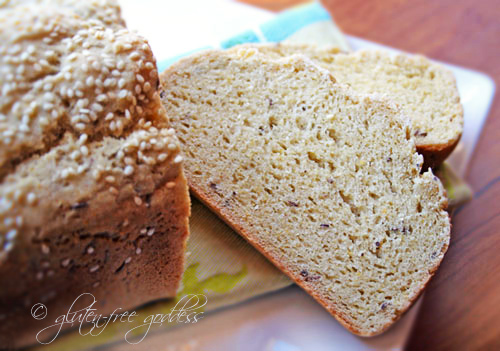 Gluten Free Multi Grain Sandwich Bread Keeprecipes Your