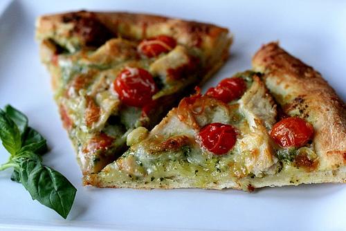 recipe: pesto pizza recipe [37]