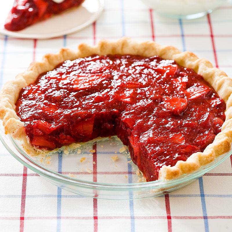 Icebox Strawberry Pie Keeprecipes Your Universal Recipe Box
