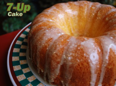 Seven Up Cake Glaze Recipe
