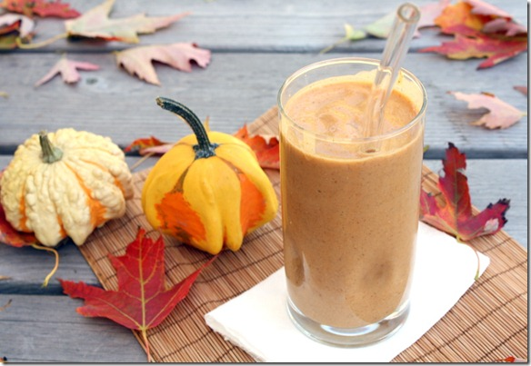 Pumpkin Pie Protein Smoothie | KeepRecipes: Your Universal Recipe Box