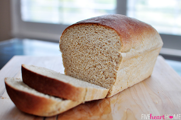 The Very Best Homemade Whole Wheat Bread Keeprecipes