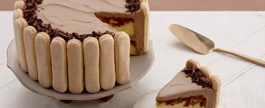 Mocha Tiramisu Cake KeepRecipes Your Universal Recipe Box