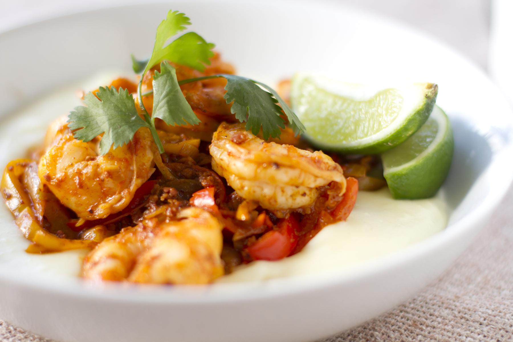 Chorizo Pepper Shrimp | KeepRecipes: Your Universal Recipe Box