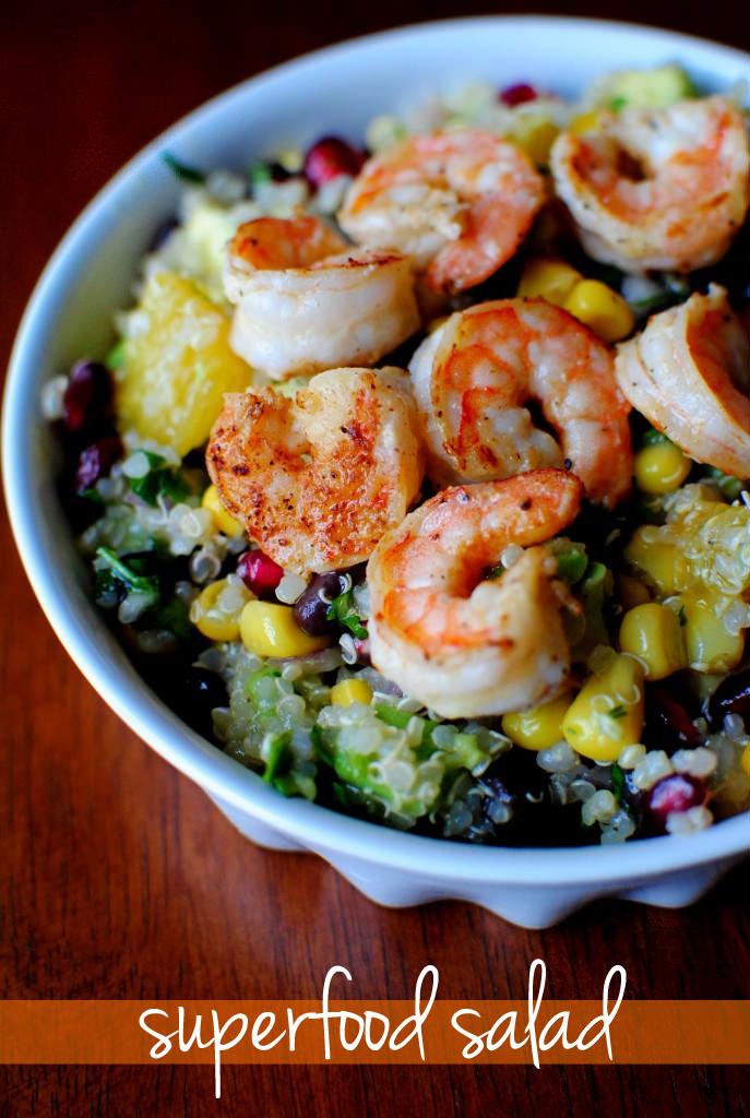 Superfood salad with lemon vinaigrette keeprecipes your superfood salad with lemon vinaigrette keeprecipes your universal recipe box forumfinder Gallery