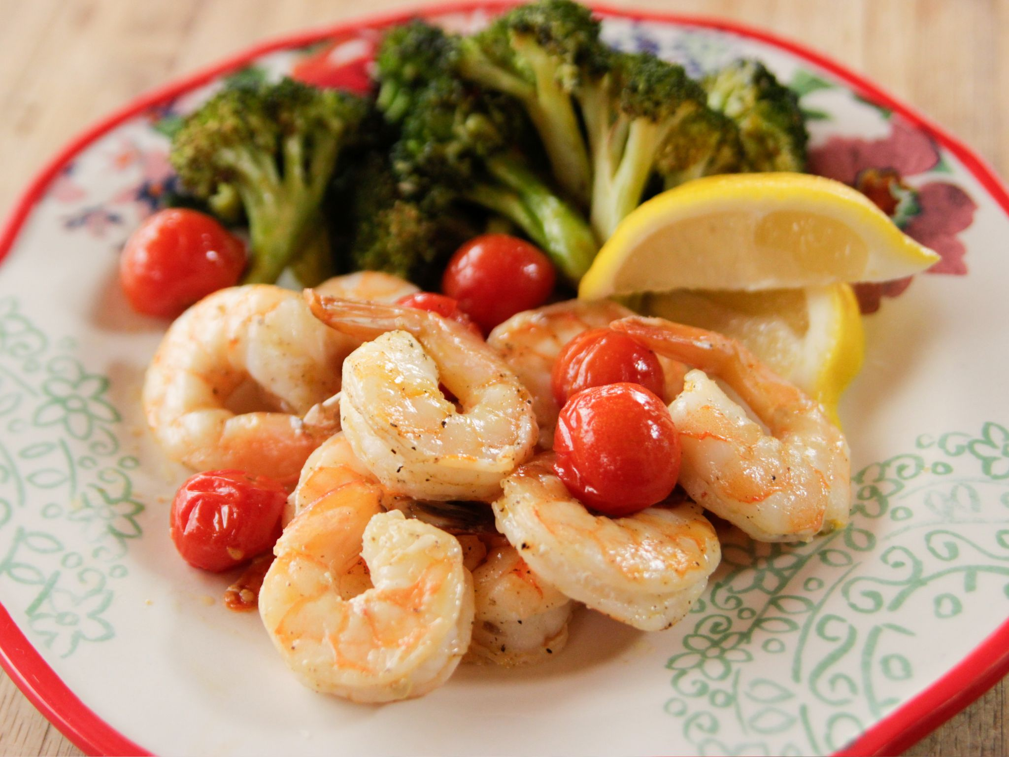 Roasted Shrimp with Cherry Tomatoes | KeepRecipes: Your ...