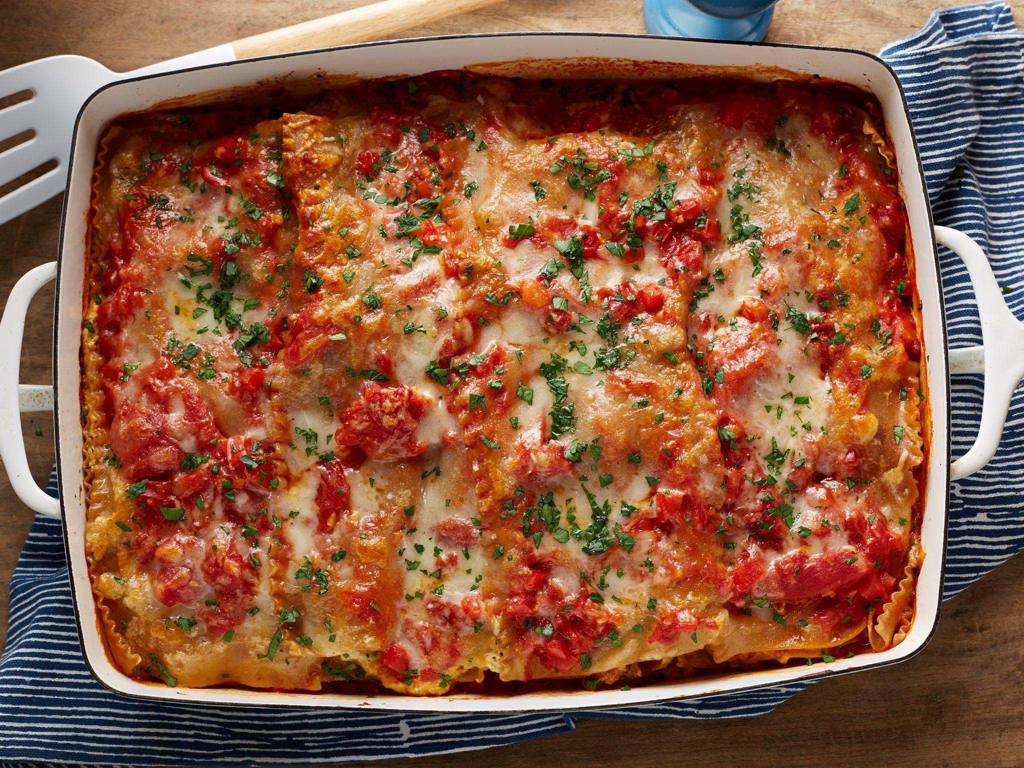 Roasted Cauliflower Lasagna | KeepRecipes: Your Universal ...
