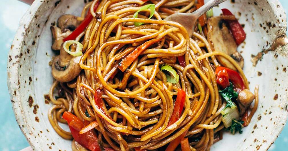 15 minute lo mein keeprecipes your universal recipe box