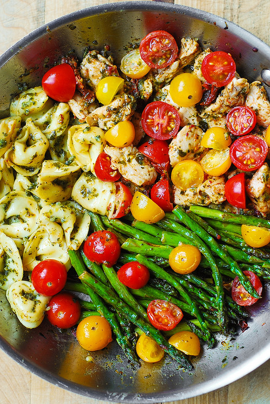 Spring Dinner Recipes