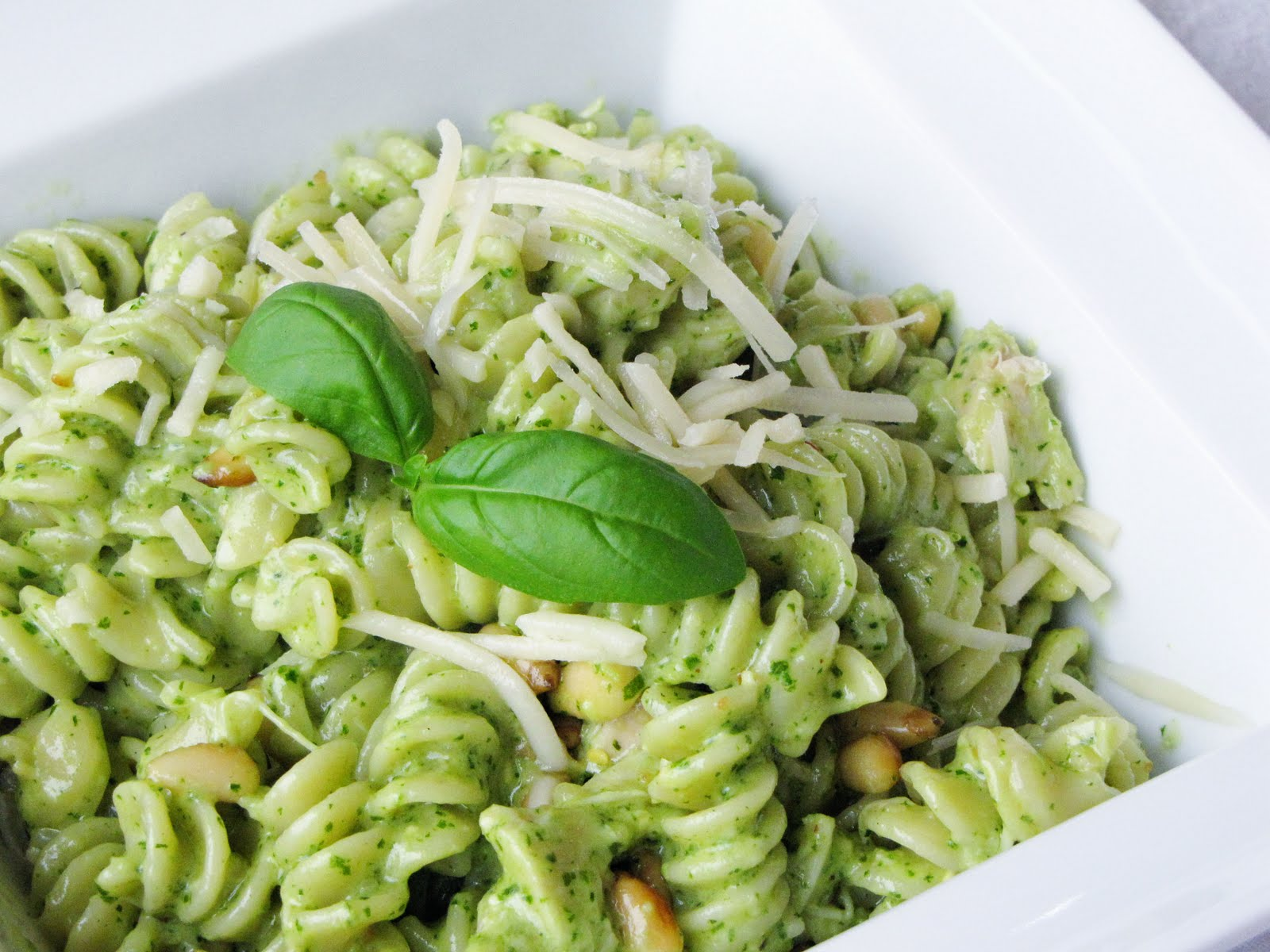 Pasta Al Pesto Keeprecipes Your Universal Recipe Box