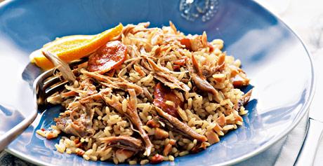 Arroz de Pato (duck rice) | KeepRecipes: Your Universal Recipe Box