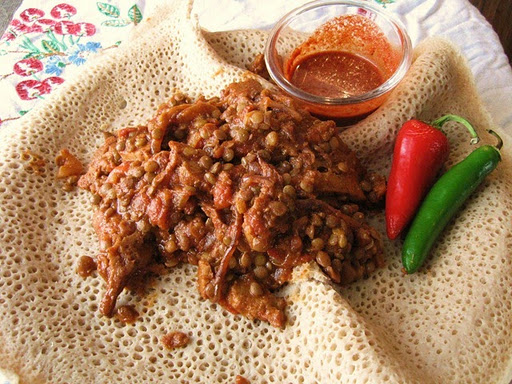 Ethiopian Recipes Injera And Berbere Keeprecipes Your