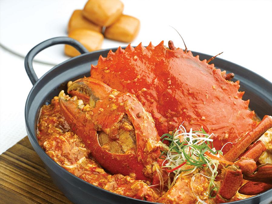 Chilli Crab Keeprecipes Your Universal Recipe Box