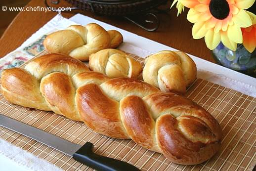 Braided Bread Keeprecipes Your Universal Recipe Box