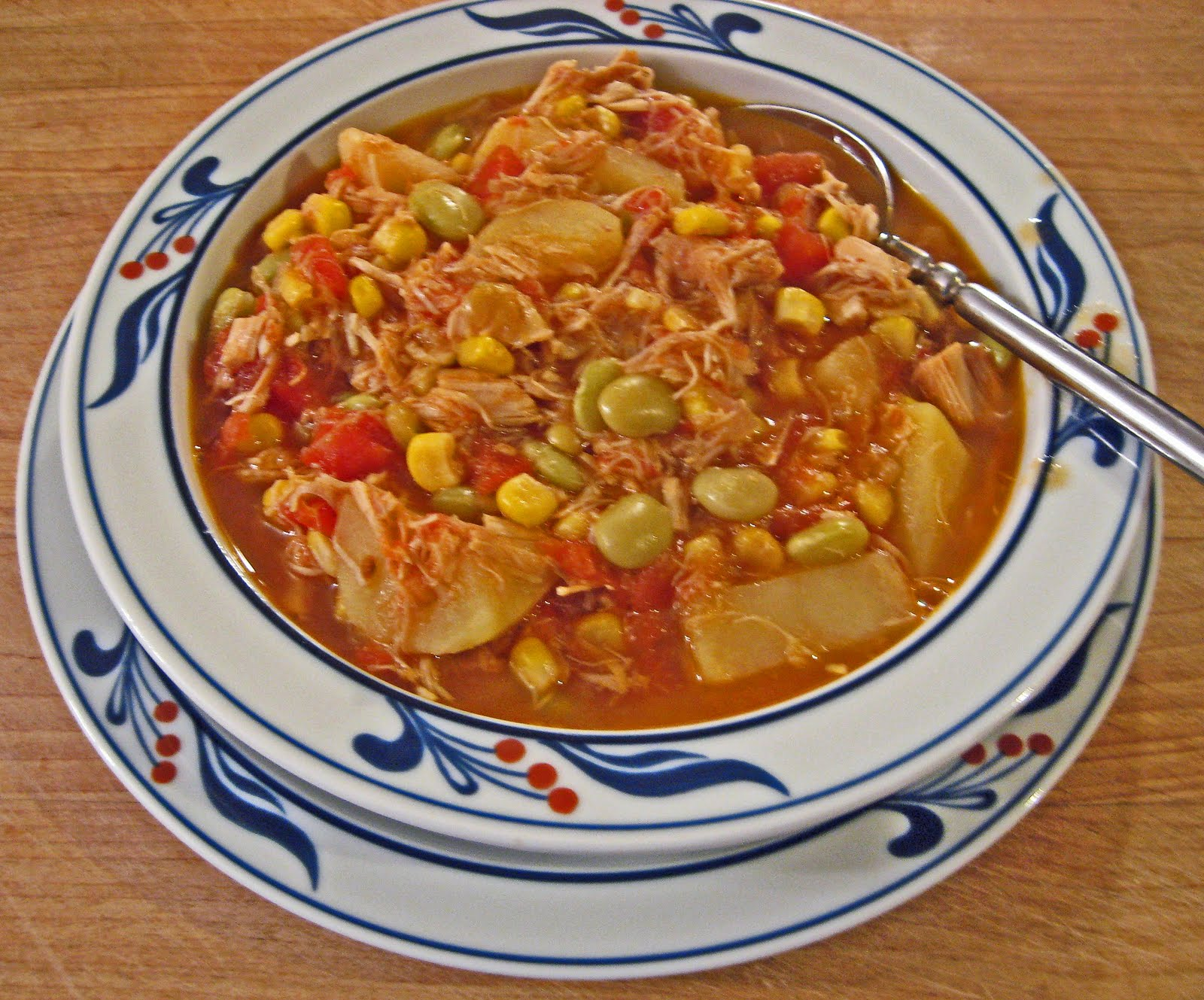 brunswick-stew recipe from FatFree | KeepRecipes: Your Universal ...