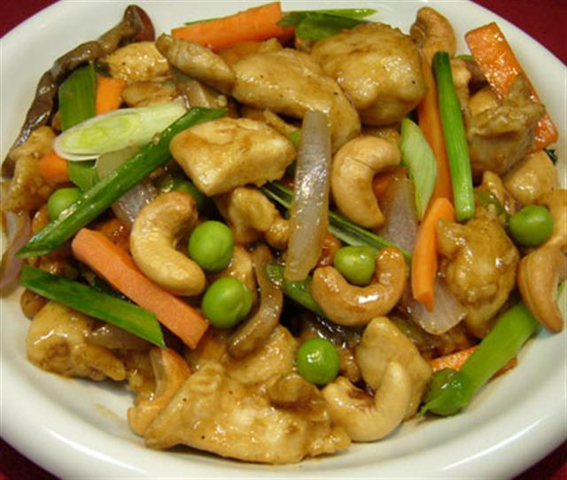 Chinese Chicken With Cashew Nuts Keeprecipes Your Universal Recipe Box