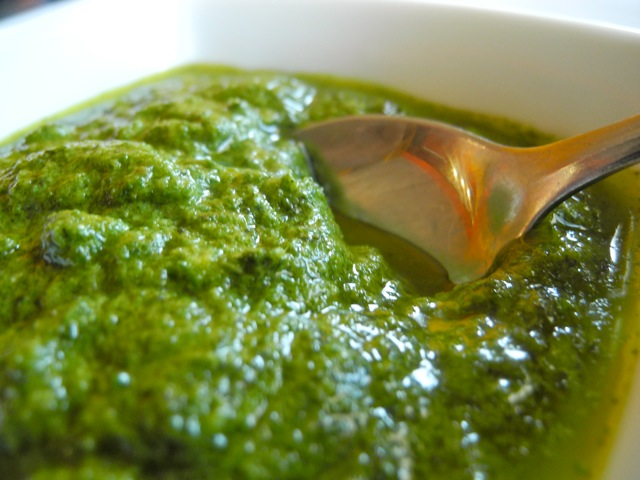 Cilantro Pesto | KeepRecipes: Your Universal Recipe Box