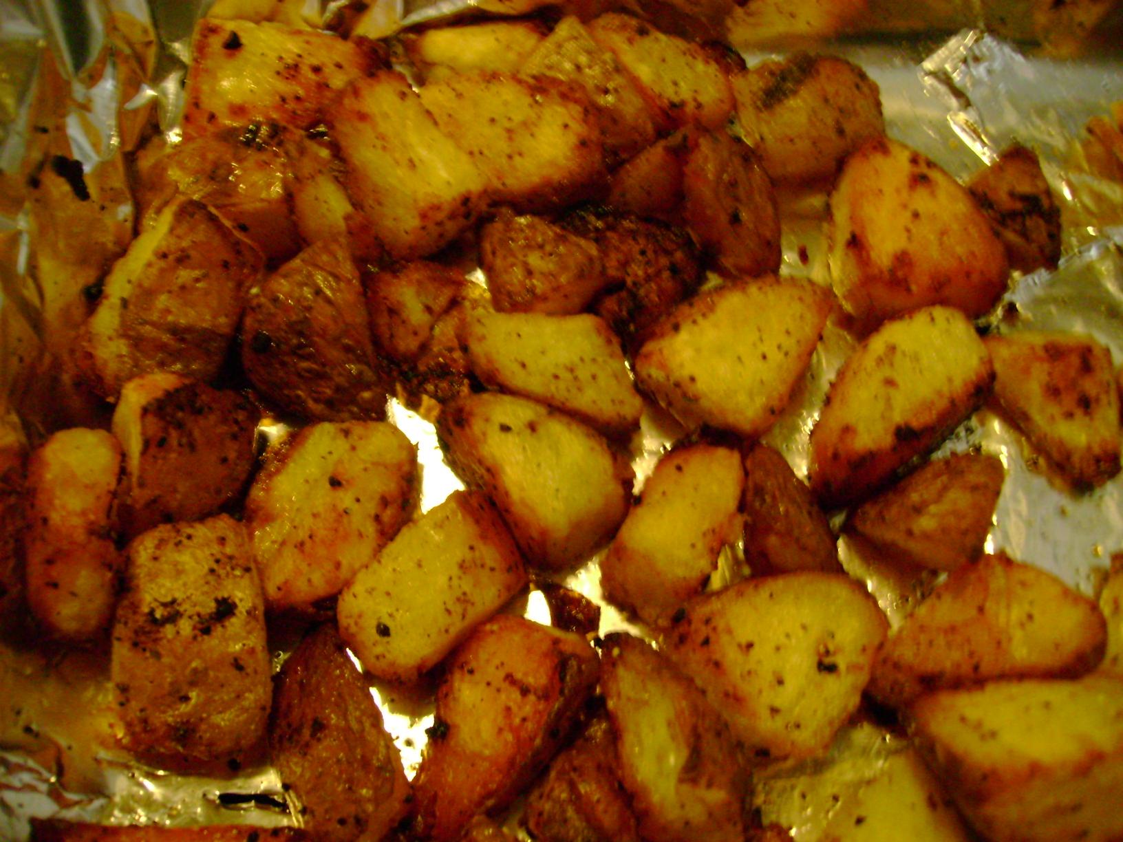 English Roasted Potatoes Southern Style Keeprecipes