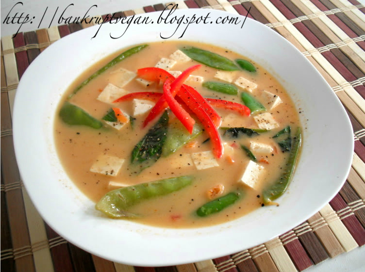 Thai Coconut Curry Soup | KeepRecipes: Your Universal Recipe Box