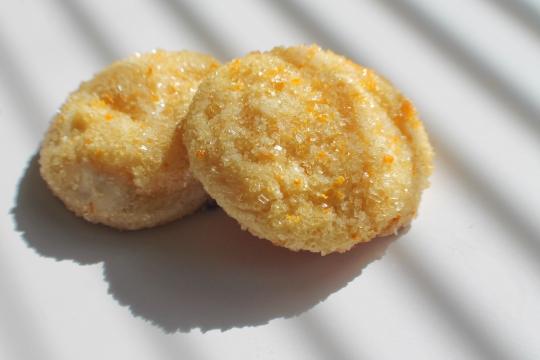 White Chocolate Orange Cookies | KeepRecipes: Your ...