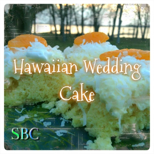 HAWAIIAN WEDDING CAKE KeepRecipes Your Universal Recipe Box