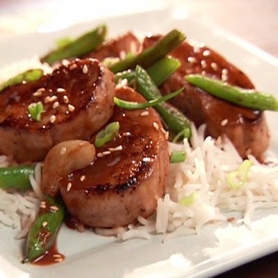 Chinese pork with hoisin sauce (Chinese bbq) Recipe