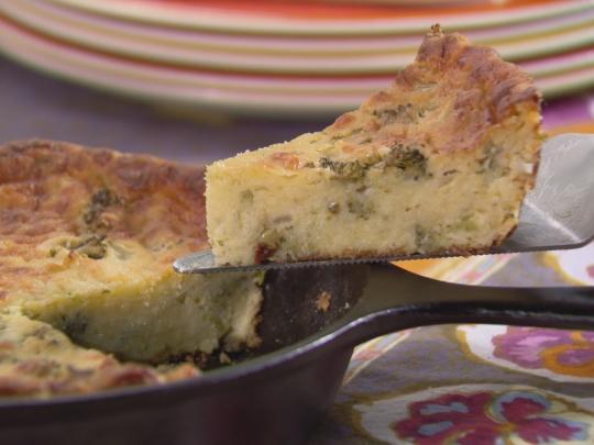 Broccoli Cheese Cornbread Recipe Food Network