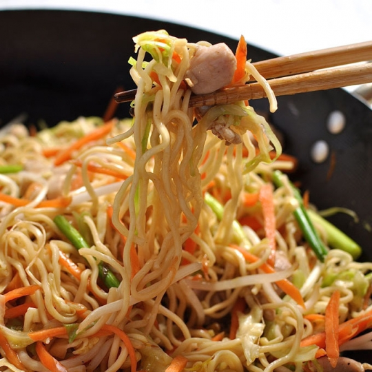 Proper chicken chow mein keeprecipes your universal recipe box proper chicken chow mein see original recipe at recipetineats forumfinder Choice Image